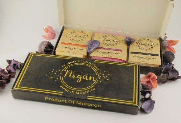 argan oil soap handmade organic image