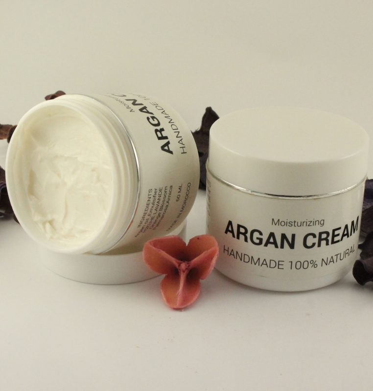 argan cream image
