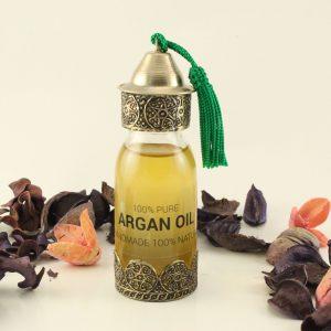 Moroccan pure argan oil
