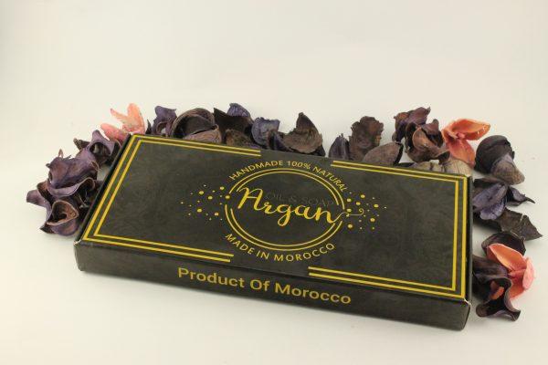 moroccan argan soap