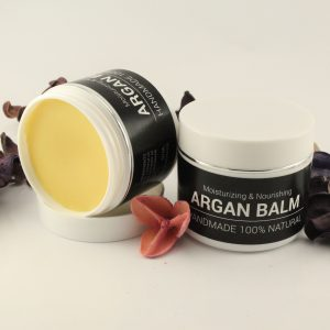 argan oil balm butter