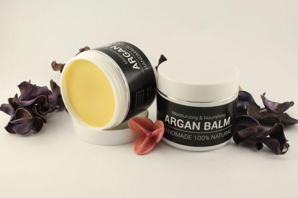 argan oil balm butter