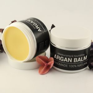 argan oil balm image