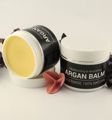argan oil balm image