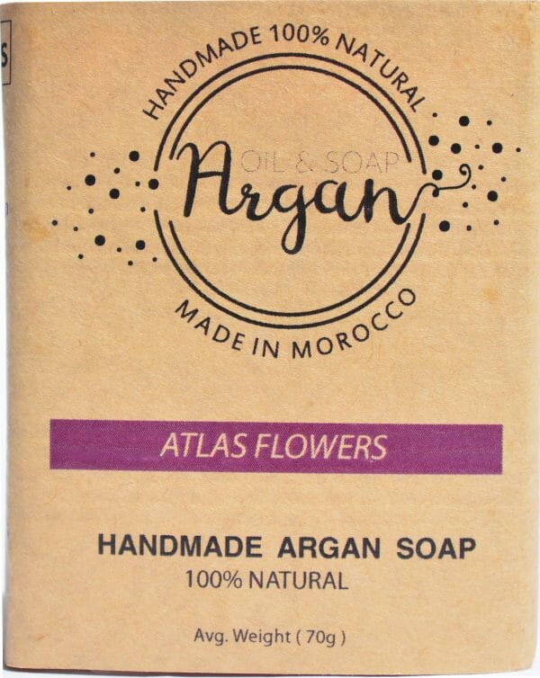 moroccan argan oil soap handmade