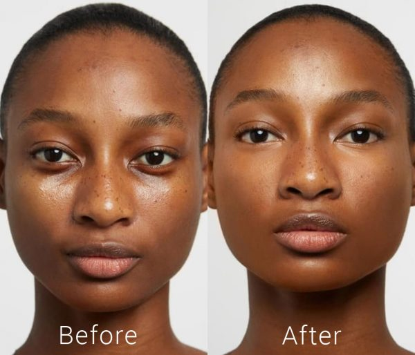 argan oil results for face