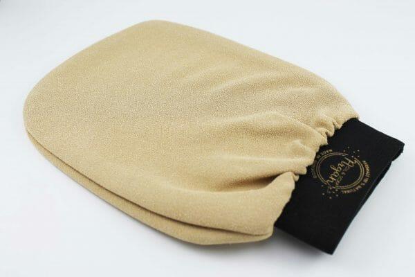 moroccan exfoliating glove