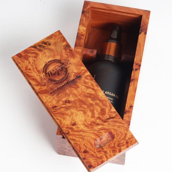 luxury argan oil
